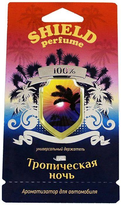 Ароматизатор мембранный Fouette Shield perfume. Тропическая ночьS-9