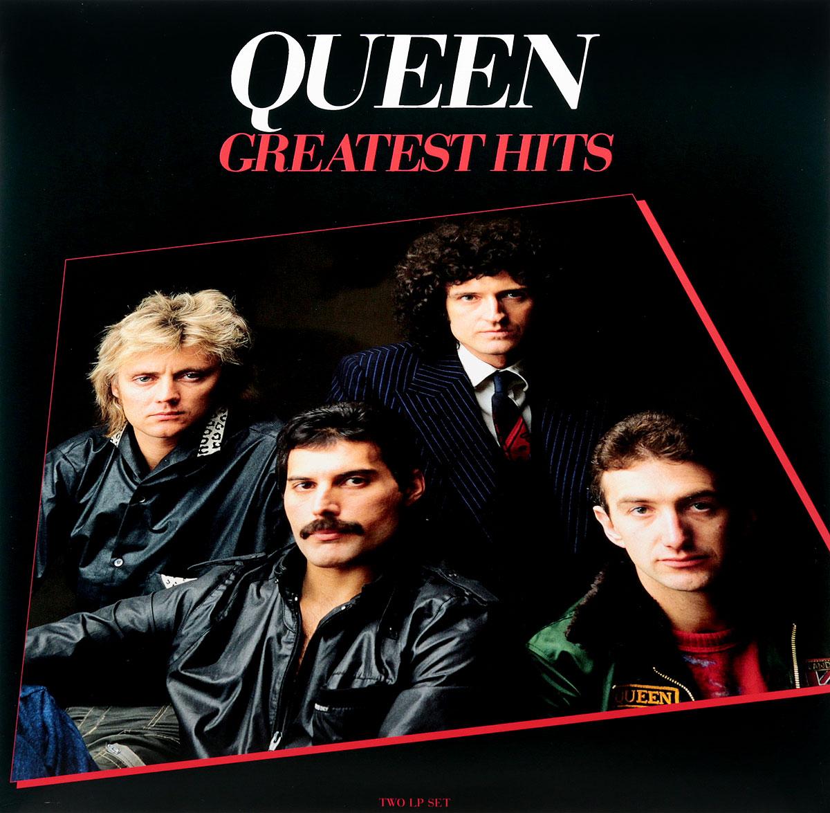 Queen. Greatest Hits (2 LP) queen greatest hits