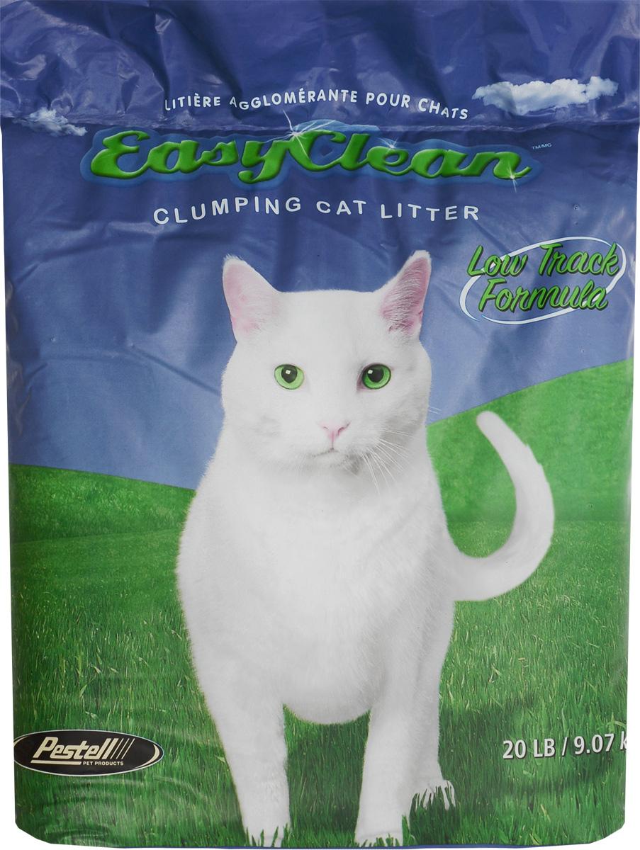 Наполнитель для кошачьих туалетов Easy Clean, комкующийся, для длинношерстных кошек, 9,07 кг0120710Наполнитель Easy Clean - это суперэкономичный наполнитель на основе 100% бентонита натрия. Превосходно удерживает запах и совершенно безвреден для людей, животных и окружающей среды, так как представляет собой природный материал и не содержит искусственных добавок. Экономичен и удобен в использовании.Не пылит, что способствует уменьшению следов лап после пользования лотком.Не утилизировать комки или использованный наполнитель в канализацию (унитаз).Состав: бентонит натрия.Товар сертифицирован.
