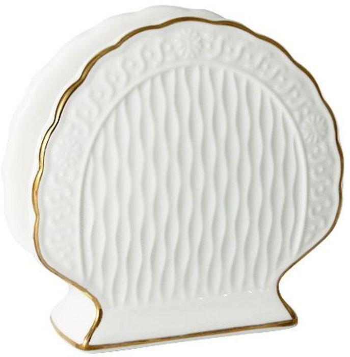 Салфетница Colombo БьянкаC2-NH-K4815ALСалфетница Colombo Бьянка, изготовленная из высококачественного фарфора, оформлена ярким рисунком. Изделие придется по вкусу и ценителям классики, и тем, кто предпочитает утонченность и изящность. Салфетница Colombo Бьянка оригинально украсит ваш кухонный стол.