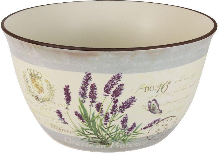 Салатник LF Ceramic Лаванда, диаметр 23 смLF-320F3805-L-ALСалатник LF Ceramic Лаванда, изготовленный из высококачественной керамики, прекрасно подойдет для подачи различных блюд: закусок, салатов или фруктов. Такой салатник украсит ваш праздничный или обеденный стол.