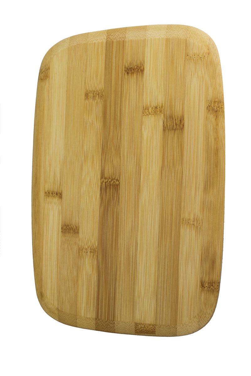 Доска разделочная Vetta Гринвуд, 20 х 30 см. 85113494672Разделочная доска Vetta Гринвуд, изготовленная из бамбука, прекрасно подходит для разделки и измельчения всех видов продуктов.