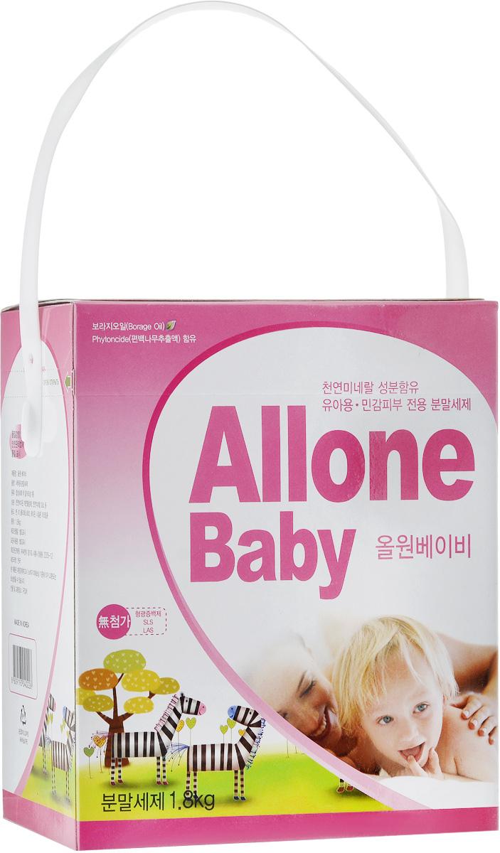 Стиральный порошок С&E Allone Baby, для детского белья, 1,8 кг40228Сильноконцентрированный стиральный порошок для детского белья С&E Allone Baby применяется для стирки хлопчатобумажных, льняных и синтетических тканей. Прекрасно отстирывает как белую, так и темную или цветную одежду. Удаляет различные виды загрязнений за счет входящих в состав кальцинированной и пищевой соды. Аромамасла в составе порошка содержат природные минералы, которые усиливают свойства стирального порошка и уменьшают пенообразование. Благодаря содержанию масла бурачника (Borage Oil) и натуральных антибактериальных компонентов (фитонцидов), порошок не раздражает нежную детскую кожу (могут пользоваться люди с чувствительной кожей). Производитель позаботился о детской нежной коже и окружающей среде, поэтому при производстве данного порошка не применялись летучие вещества, фосфаты, антисептики, хлориды и отбеливатели. Порошок не содержит анионы ПАВ, которые способствуют развитию дерматита. Стиральный порошок полностью и без...