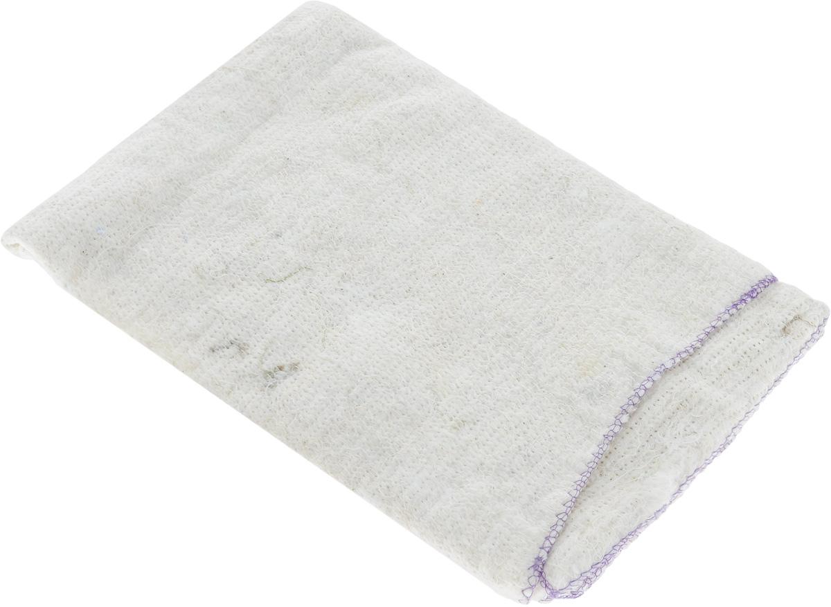 Тряпка для пола Фозет Снежок, 80 х 60 см177104Тряпка Фозет Снежок предназначена для влажной уборки полов из любых материалов. Высокое содержание хлопка позволяет впитывать большой объем жидкости. Предназначена для многократного использования.