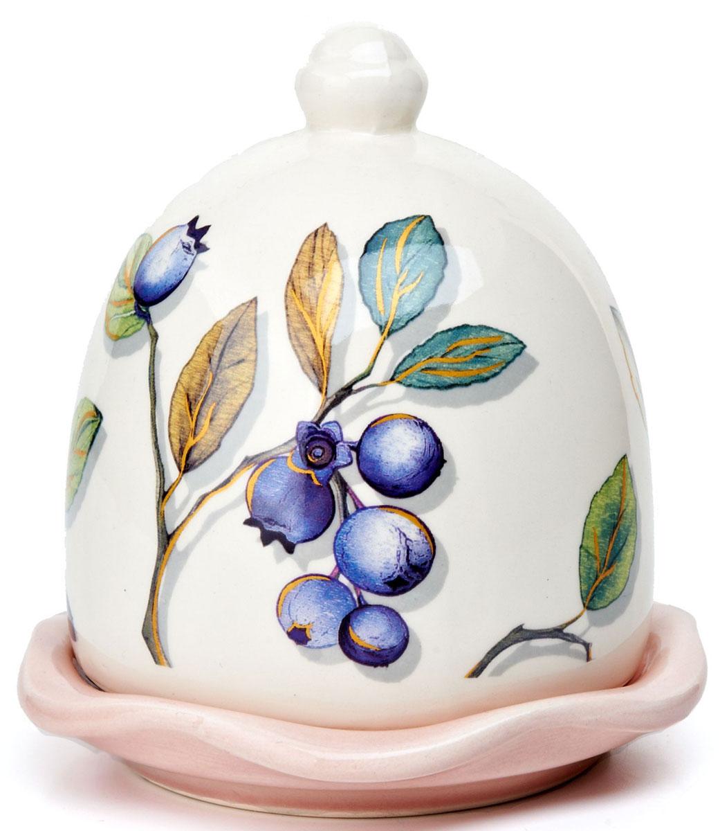 Лимонница ENS Group Botanica, 9 х 9 х 12 см. L2430674L2430674Лимонница Botanica выполнена из высококачественной керамики и состоит из блюдца и крышки. Изделие украшено оригинальным узором. Лимонница Botanica доставит истинное удовольствие ценителям прекрасного и поможет сохранить свежесть лимона на длительный срок. Яркий дизайн, несомненно, придется вам по вкусу. Не рекомендуется мыть в посудомоечной машине.