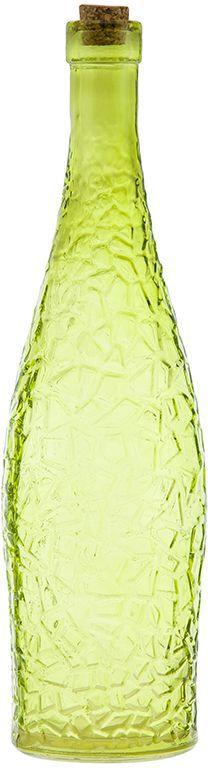 Бутылка для масла/уксуса Elan Gallery, с пробкой, цвет: оливковый, 700 мл300028Стильная бутылка для жидкостей. Пригодится Вам для удобного хранения обычных или приготовленных Вами ароматизированных масел, соусов или уксуса. Эффектно впишется в любой интерьер.