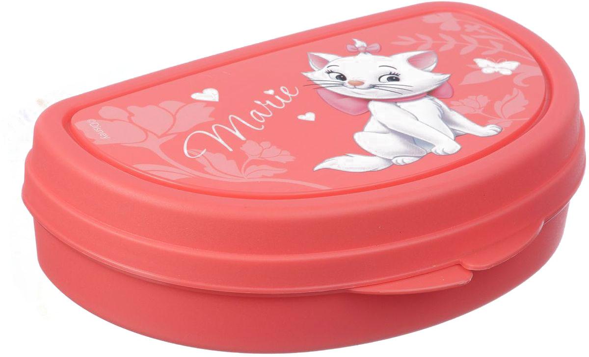 "Idea (М-пластика) Бутербродница Idea ""Disney. Мари"", 14,5 х 10 х 4 см М 1201-Д"