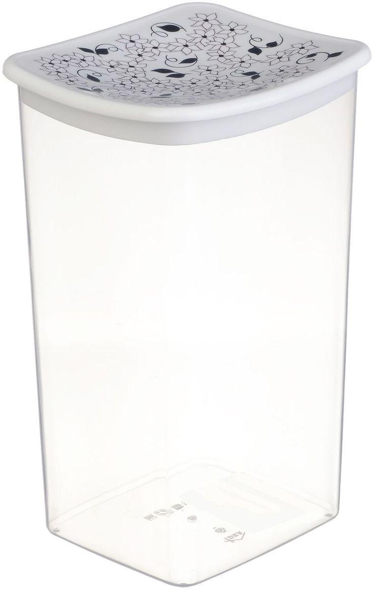 Емкость для сыпучих продуктов Idea Деко. Цветы, 1,9 лМ 1227