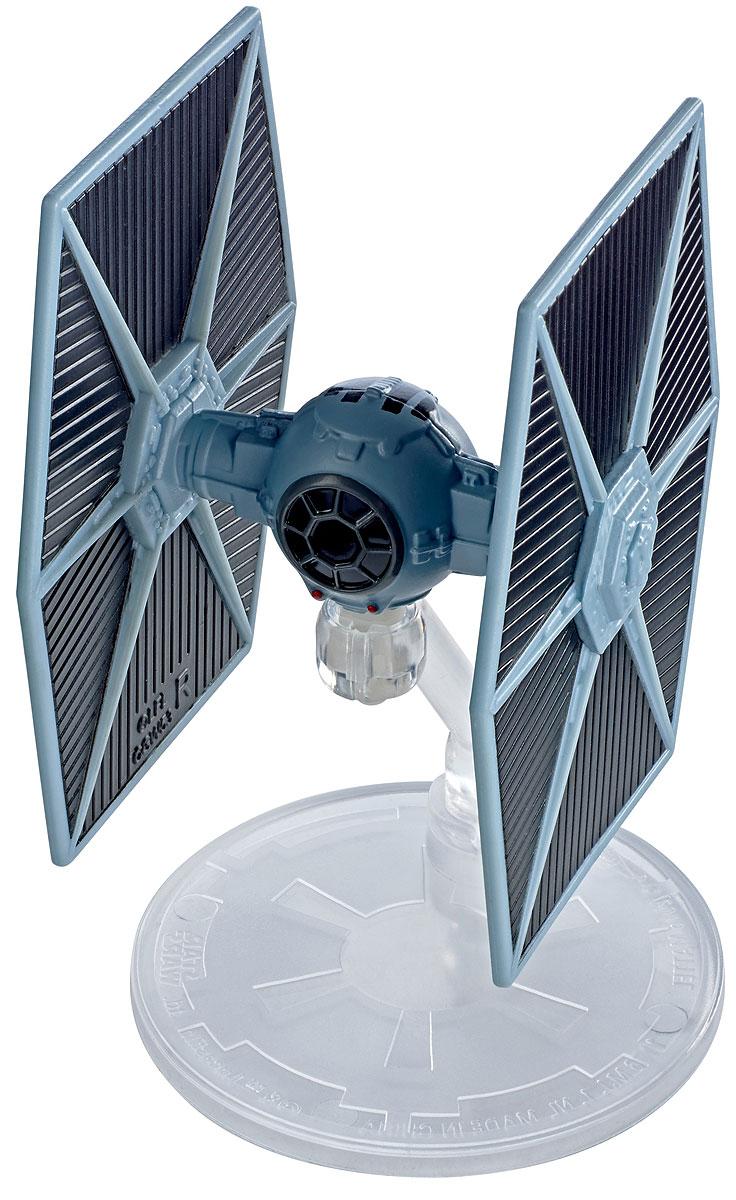 Hot Wheels Star Wars Космический корабль Blue TIE Fighter