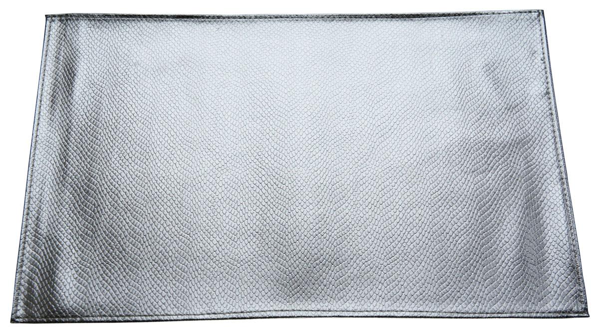 Набор салфеток сервировочных GiftnHome Кожа Серебро, 30х45 см, 2 штСТ(серебро)Сервировочные салфетки используются для сервировки стола и для интерьерных решений, они защищают поверхности от следов пищи, влаги и горячей посуды - это предметы создающие настроение. Авторские дизайны от Креативной студии AntonioK - сделают Вашу сервировку яркой и стильной!