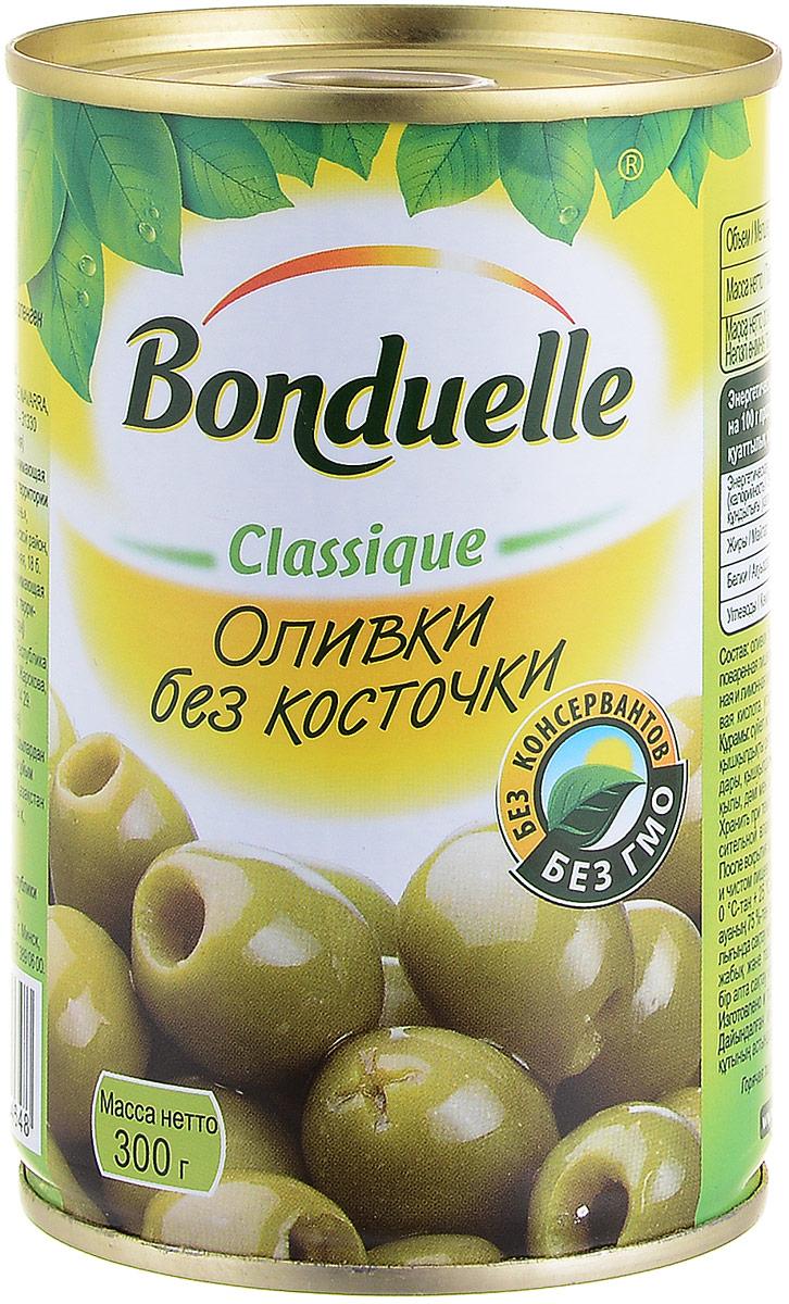 Bonduelle оливки без косточек, 300 г0120710Молодые ягоды оливкового дерева тщательно отбираются по цвету и размеру, чтобы украсить ваш стол. Кроме того, это незаменимый источник полиненасыщенных жирных кислот и антиоксидантов.