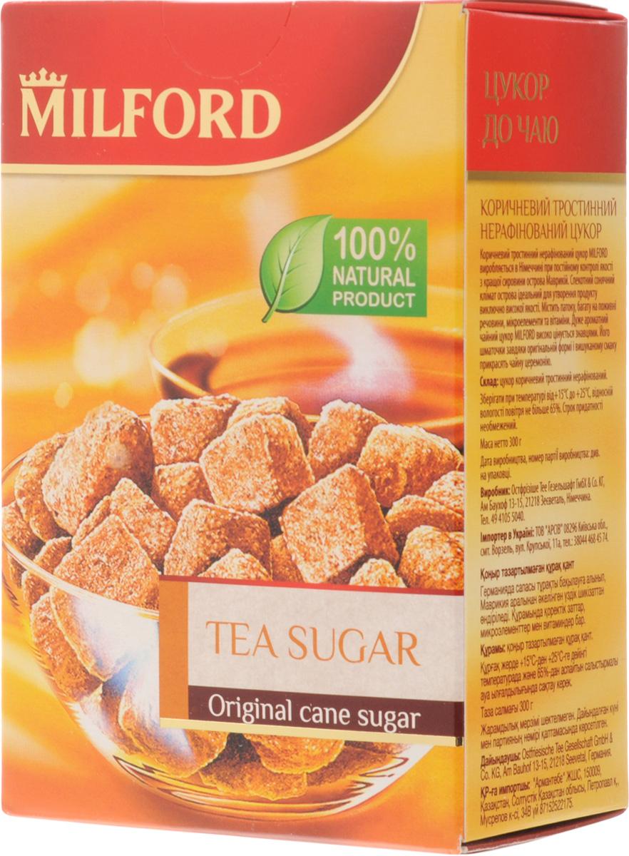 Milford чайный сахар, 300 гбси020Чайный сахар Milford - очень ароматный и высоко ценимый знатоками продукт. Кусочки сахара, благодаря своей оригинальной форме и необыкновенному вкусу, станут украшением чайной церемонии. 100% натуральный продукт. Премиальный продукт высшего качества из Германии. Имеет насыщенный карамельный вкус и аромат, приятный золотистый цвет. Идеален для чаепития - вкусно и красиво!
