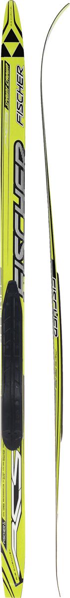 Беговые лыжи Fischer Sprint Crown Yellow NIS Jr, 120 см. N63814SF 010Лыжи беговые Fischer Легкие лыжи с насечками для детей и подростков. Идеально подходят для обучения, уроков физкультуры и просто катания. Конструкция деревянного сердечника с воздушными каналами Air Channel - легкость, прочность и оптимальное распределение вес. Универсальная скользящая поверхность Sintec подходит для разных температур.Усиленная пятка Rental. Насечки Crown препятствуют проскальзыванию назад при толчке и движении в горку. Геометрия: 51-47-50 Вес: 980 g / 150 cm База: Sintec