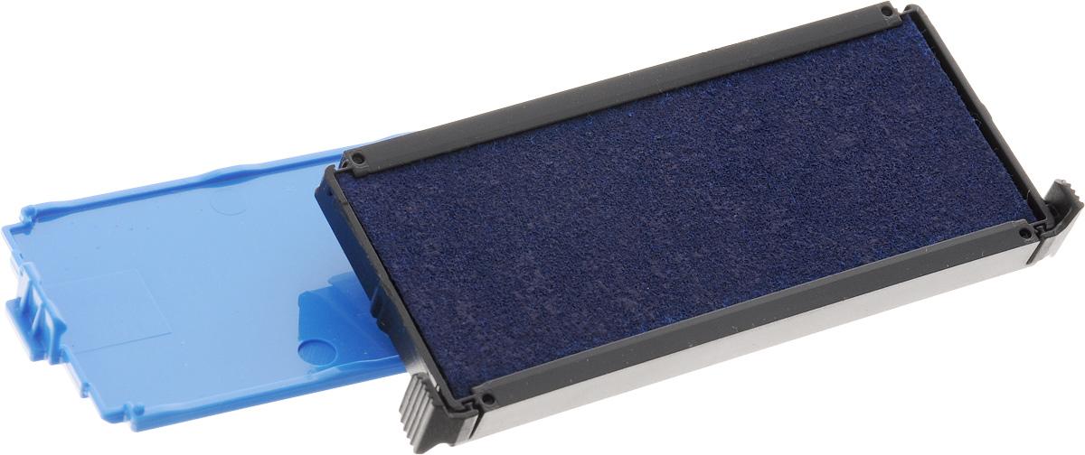 Trodat Сменная штемпельная подушка цвет синий 6/4915С2048884-70Оригинальная сменная штемпельная подушка Trodat для серий Printy и Professional Line гарантирует высокое качество от первого до последнего оттиска.Четкие оттиски. Ресурс подушки - 10000 оттисков. Рекомендована замена подушки, а не дозаправка краской. Цвет - синий. Подходит к артикулу 4915.