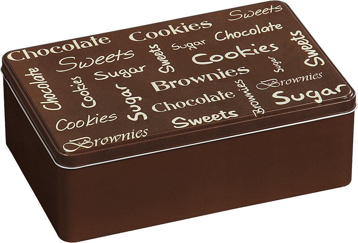 Коробка для чайных пакетиков Kesper, с крышкой, 20 х 7 х 13 см. 3820-8VT-1520(SR)Удобная коробка для хранения. Станет прекрасным дополнением декора для кухни.