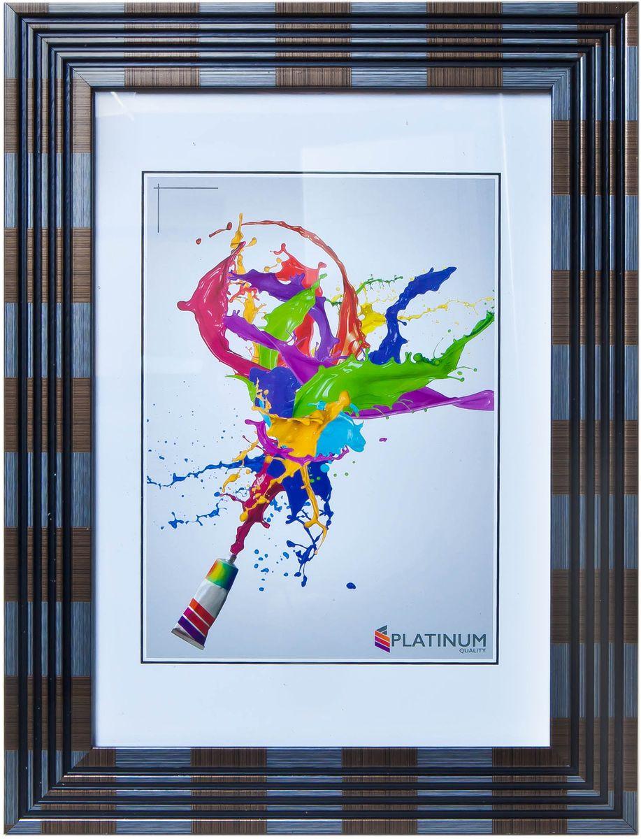 Фоторамка Platinum Парма, цвет: серый, голубой, 10 x 15 смPlatinum JW95-3 ПАРМА-СЕРЫЙ С ПОЛОСКАМИ 10x15 /12/48Фоторамка Platinum Парма выполнена в классическом стиле из пластика и стекла, защищающего фотографию. Оборотная сторона рамки оснащена специальной ножкой, благодаря которой ее можно поставить на стол или любое другое место в доме или офисе. Также изделие дополнено двумя специальными петлями для подвешивания на стену. Такая фоторамка поможет вам оригинально и стильно дополнить интерьер помещения, а также позволит сохранить память о дорогих вам людях и интересных событиях вашей жизни.