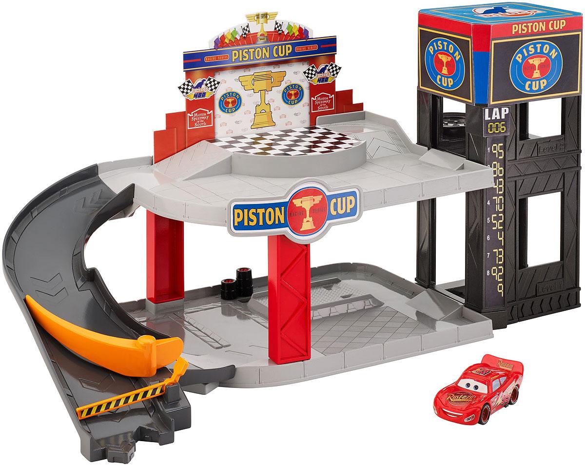 Cars Большой гараж Piston Race