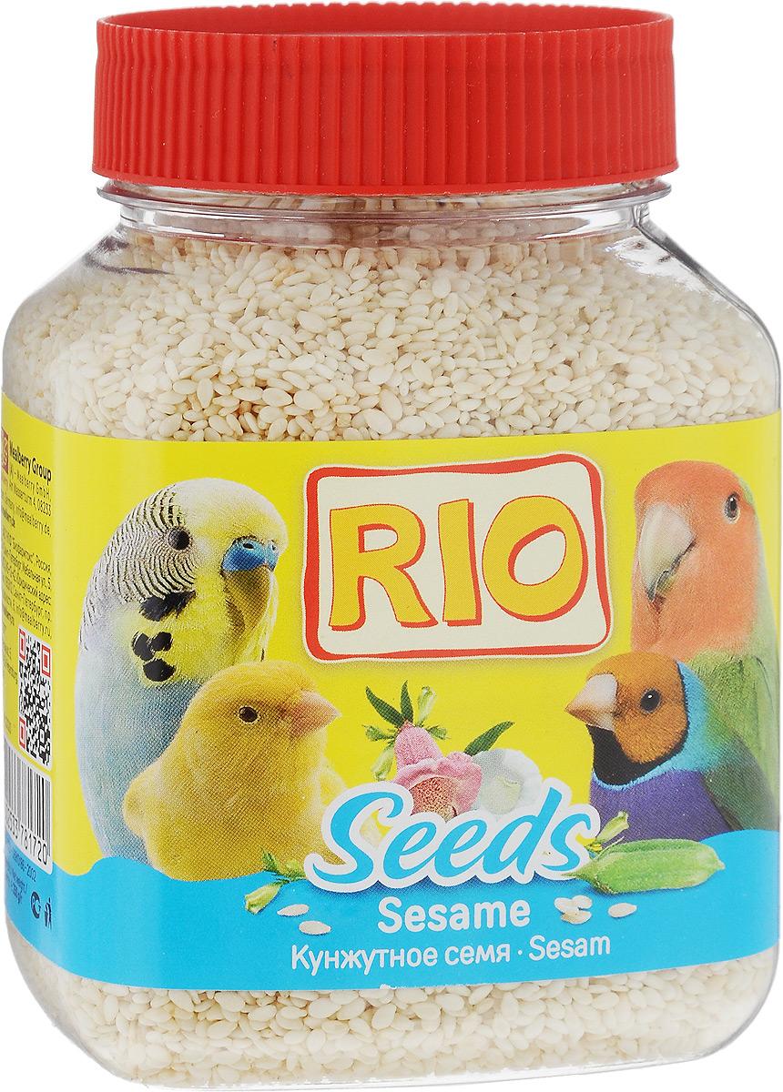Лакомство для всех видов птиц RIO Кунжут, 250 г43802Лакомство RIO Кунжут является очень вкусной и питательной пищей для птиц. Кунжут - одно из лучших масличных растений, культивируемое от западных берегов Африки вплоть до Китая и Японии, а также в Америке. Семена кунжута являются лидером по содержанию кальция. Кроме того, кунжутное семя богато витаминами В1 и Е, минералами и полиненасыщенными жирными линолевыми кислотами. Кунжут незаменим для дополнительного поддержания сил организма в период стресса, линьки у птиц. Товар сертифицирован.