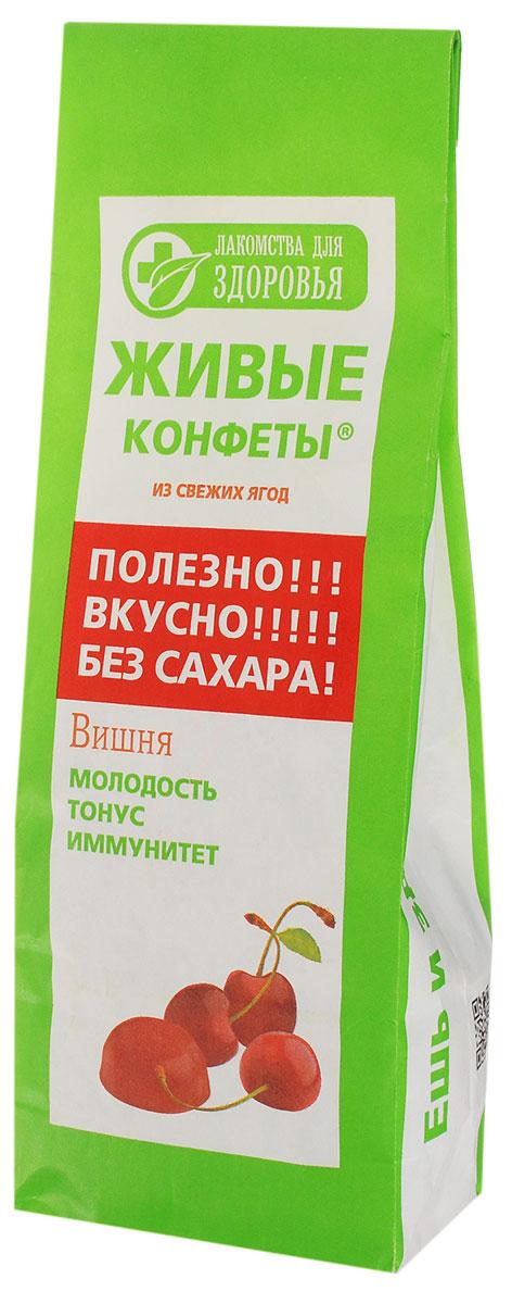 Лакомства для здоровья Мармелад желейный с вишней, 170 г