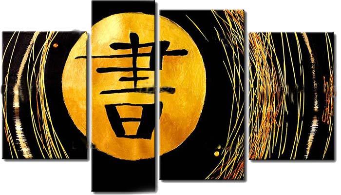 Картина Арт78 Японский мотив, модульная, 180 х 120 см. арт780054арт780054Ничто так не облагораживает интерьер, как хорошая картина. Особенную атмосферу создаст крупное художественное полотно, размеры которого более метра. Подобные произведения искусства, выполненные в традиционной технике (холст, масляные краски), чрезвычайно капризны: требуют сложного ухода, регулярной реставрации, особого микроклимата – поэтому они просто не могут существовать в условиях обычной городской квартиры или загородного коттеджа, и требуют больших затрат. Данное полотно идеально приспособлено для создания изысканной обстановки именно у Вас. Это полотно создано с использованием как традиционных натуральных материалов (холст, подрамник - сосна), так и материалов нового поколения – краски, фактурный гель (придающий картине внешний вид масляной живописи, и защищающий ее от внешнего воздействия). Благодаря такой композиции, картина выглядит абсолютно естественно, и отличить ее от традиционной техники может только специалист. Но при этом изображение отлично...