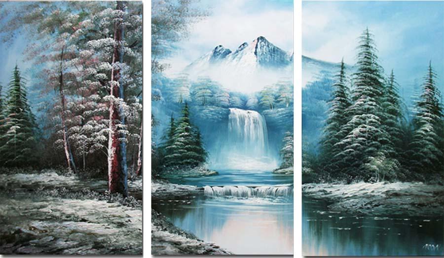 Картина Арт78 Озеро, модульная, 80 х 60 см. арт780093-3арт780093-3Ничто так не облагораживает интерьер, как хорошая картина. Особенную атмосферу создаст крупное художественное полотно, размеры которого более метра. Подобные произведения искусства, выполненные в традиционной технике (холст, масляные краски), чрезвычайно капризны: требуют сложного ухода, регулярной реставрации, особого микроклимата – поэтому они просто не могут существовать в условиях обычной городской квартиры или загородного коттеджа, и требуют больших затрат. Данное полотно идеально приспособлено для создания изысканной обстановки именно у Вас. Это полотно создано с использованием как традиционных натуральных материалов (холст, подрамник - сосна), так и материалов нового поколения – краски, фактурный гель (придающий картине внешний вид масляной живописи, и защищающий ее от внешнего воздействия). Благодаря такой композиции, картина выглядит абсолютно естественно, и отличить ее от традиционной техники может только специалист. Но при этом изображение отлично...