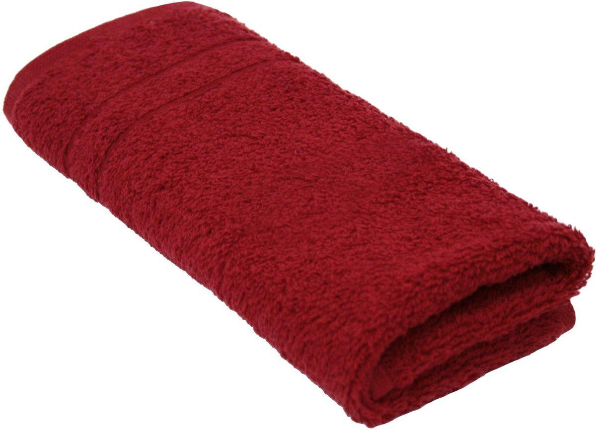 Полотенце Proffi Home Модерн, цвет: красный, 30x50 смPH3264Состав: 100% хлопок.