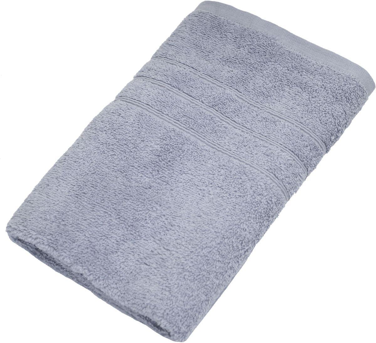 Полотенце Proffi Home Модерн, цвет: серый, 50x100 смPH3267Состав: 100% хлопок.