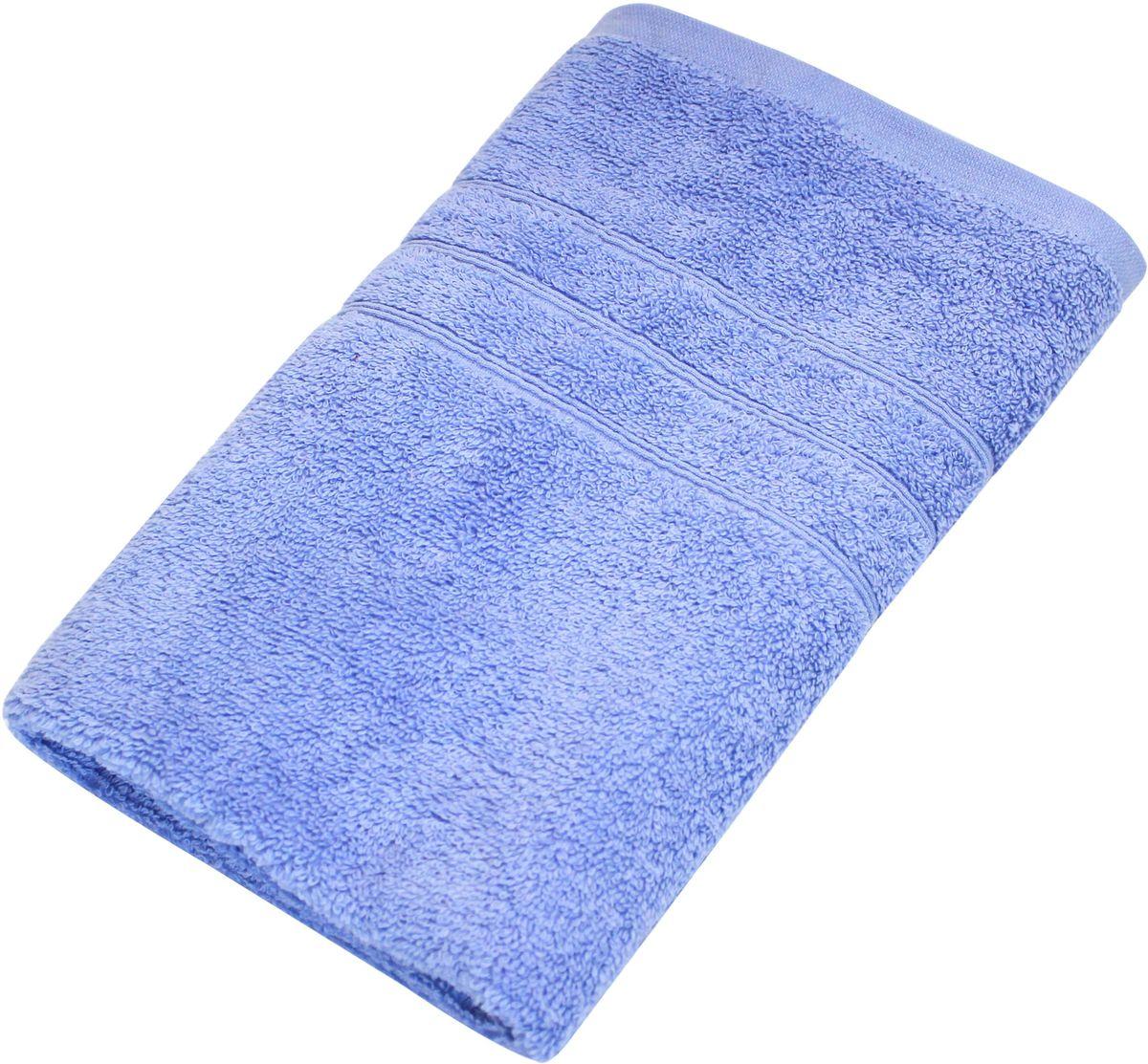 Полотенце Proffi Home Модерн, цвет: голубой, 50x100 смPH3268Состав: 100% хлопок.