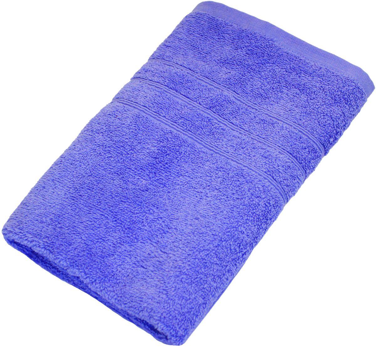 Полотенце Proffi Home Модерн, цвет: синий, 50 x 100 смU210DFМягкое махровое полотенцеProffi Home Модерн отлично впитывает влагу и быстро сохнет, приятно в него завернуться после принятия ванны или посещения сауны. Поэтому данное махровое полотенце можно использовать в качестве душевого, банного или пляжного полотенца. Состав: 100% хлопок.