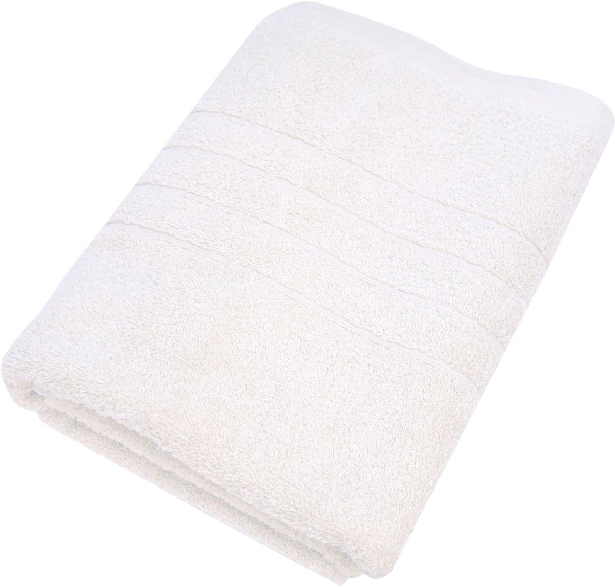 Полотенце Proffi Home Модерн, цвет: белый, 70x140 смPH3272Состав: 100% хлопок.