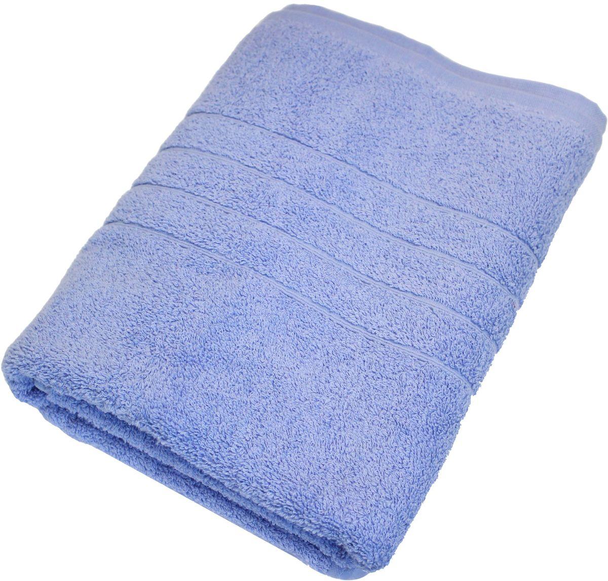 Полотенце Proffi Home Модерн, цвет: голубой, 70x140 смPH3274Состав: 100% хлопок.