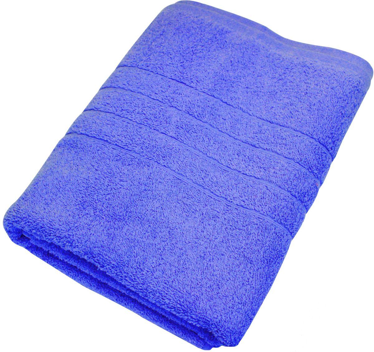 Полотенце Proffi Home Модерн, цвет: синий, 70 x 140 см68/5/2Мягкое махровое полотенцеProffi Home Модерн отлично впитывает влагу и быстро сохнет, приятно в него завернуться после принятия ванны или посещения сауны. Поэтому данное махровое полотенце можно использовать в качестве душевого, банного или пляжного полотенца. Состав: 100% хлопок.