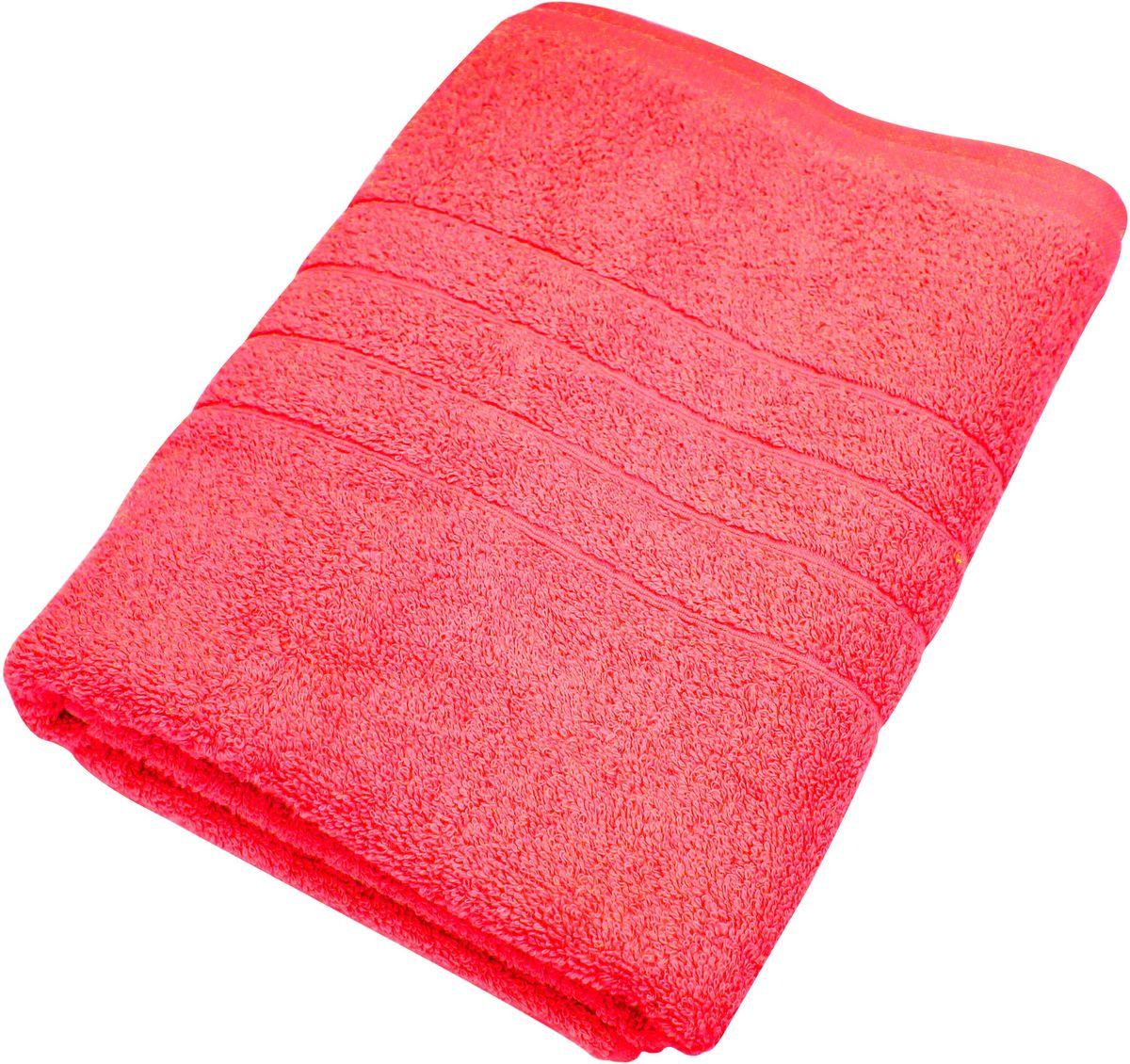 Полотенце Proffi Home Модерн, цвет: красный, 70x140 смPH3276Состав: 100% хлопок.
