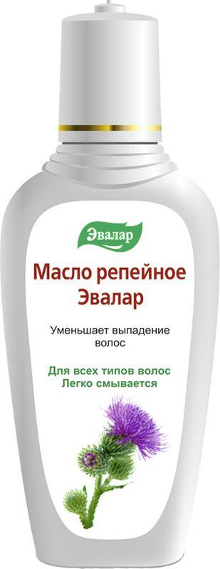Эвалар Масло репейное 100 мл (для укрепления волос)