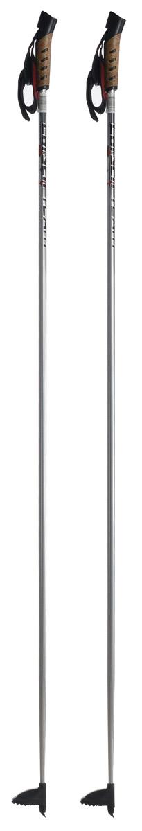 Палки лыжные Larsen Team, алюминиевые, длина 165 см221856-165Спортивные палки Larsen Team - это превосходный выбор для любителей активного катания на лыжах. Модель выполнена из легкого алюминия. Рукоятка выполнена из синтетической пробки и полипропилена, она имеет удобный хват, рука не мерзнет и не скользит по ручке. Гоночный темляк с конструкцией капкан удобно надевается и надежно поддерживает кисть. Облегченная лапка с твердосплавным наконечником не проваливается в снег. Спортивные палки подойдут как начинающим лыжникам, так и опытным спортсменам. Длина палок: 165 см.