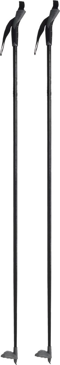 Палки лыжные Larsen Temp, длина 145 см338438-145Качественные лыжные палки Larsen Temp отлично подойдут для прогулочного катания. Модель выполнена из стекловолокна. Полиуретановая рукоятка имеет удобный хват, благодаря которому рука не мерзнет и не скользит. Темляк-стропа удобно надевается и надежно поддерживает кисть. Большая пластиковая лапка с твердосплавным наконечником не проваливается в снег. Спортивные палки подойдут как начинающим лыжникам, так и опытным спортсменам. Длина палок: 145 см.