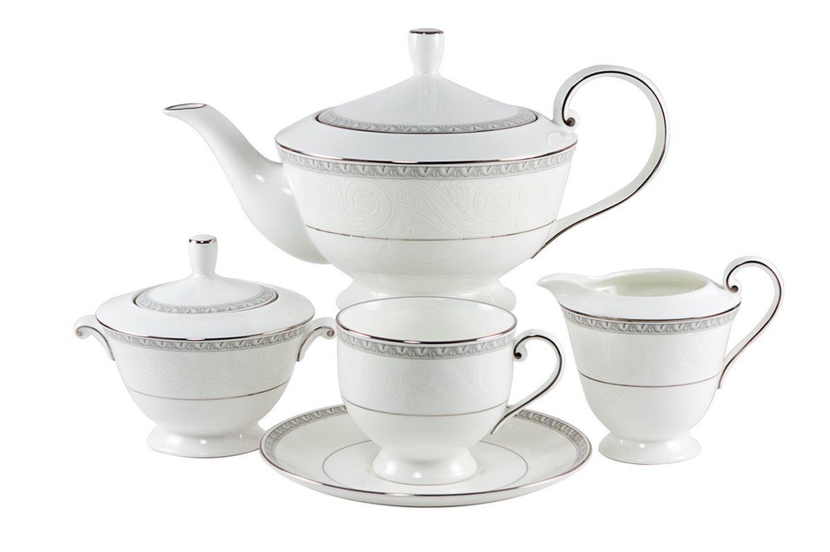 Сервиз чайный Narumi Луна, 17 предметов50200-52302