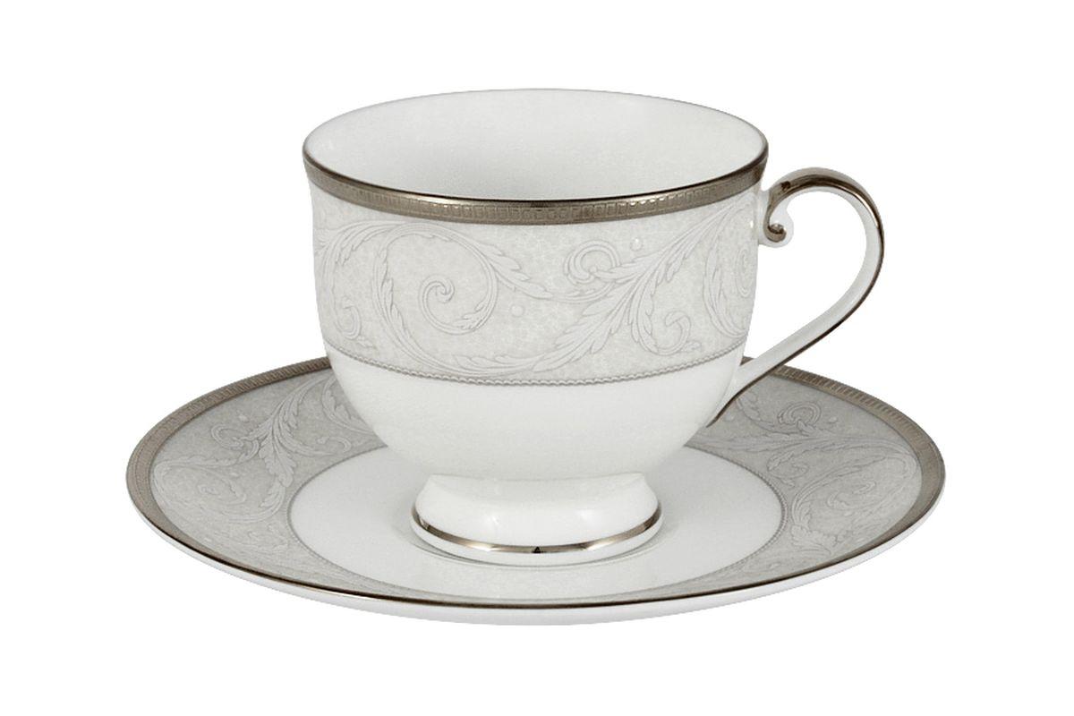 Набор чайных пар Narumi Ноктюрн, 220 мл, 6 шт50685-22061