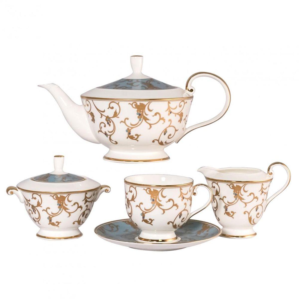 Сервиз чайный Narumi Престиж, 17 предметов50939-52302