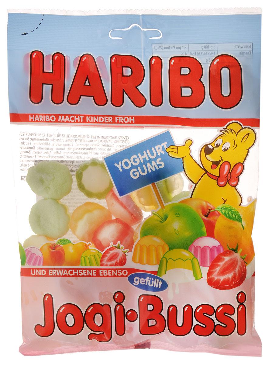 Haribo Jogi-Bussi жевательный мармелад, 200 г