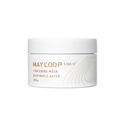 May Coop Подтягивающая ночная маска для омоложения кожи лица Tightening Mask 100 млFS-00103Мощная лифтинг маска обеспечивает восстановление и укрепление кожи в течение ночного сна. Роскошный состав включает биопептиды, церамиды, морской коллаген, трегалозу, аденозин, гиалуроновую кислоту и другие ценные компоненты, в комплексе обеспечивающие интенсивное омоложение, укрепление овала лица и выравнивание рельефа кожи. Уникальная формула на 74% состоит из весеннего сока кленового дерева, молекулы которого обладают способностью глубоко проникать в кожу, достигая эффекта ревитализации и насыщения влагой. На утро кожа выглядит заметно более молодой и упругой, сияя красотой и молодостью.