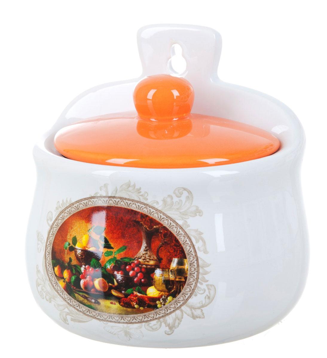 Солонка Polystar СевильяL2520562Оригинальная солонка Севилья изготовлена из высококачественной керамики. Изделие имеет отверстие для подвешивания. Солонка украсит любую кухню и подчеркнет прекрасный вкус хозяина.