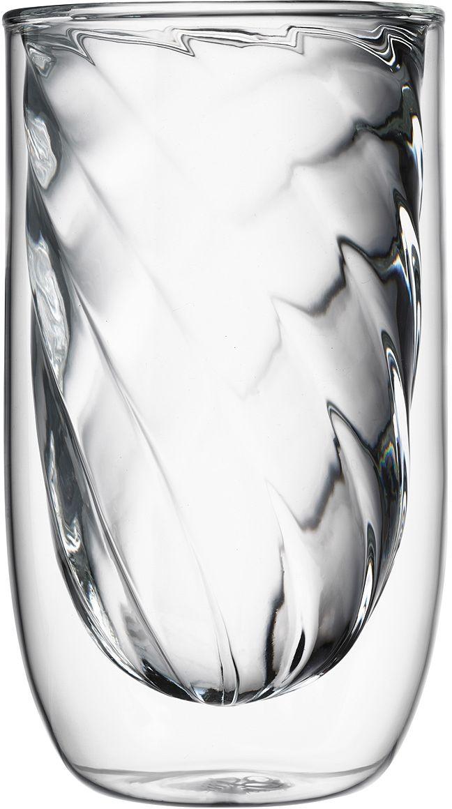 Набор стаканов QDO Elements Fire, 350 мл, 2 штVT-1520(SR)Набор Elements - это оригинальные стаканы с двойными стенками и оригинальным дизайном, изображающим главные элементы природы. Выполнен из боросиликатного стекла, устойчивого к перепадам температур. Каждый стакан состоит из двух форм: классическая внешняя позволит держать емкость с горячим содержимым в руке без риска обжечься, а модифицированная внутренняя придаст вашим напиткам необычный вид. Стаканы станут идеальным украшением барной стойки, вечеринки или просто домашней коллекции. Объем - 350 мл. Можно мыть в посудомоечной машине.