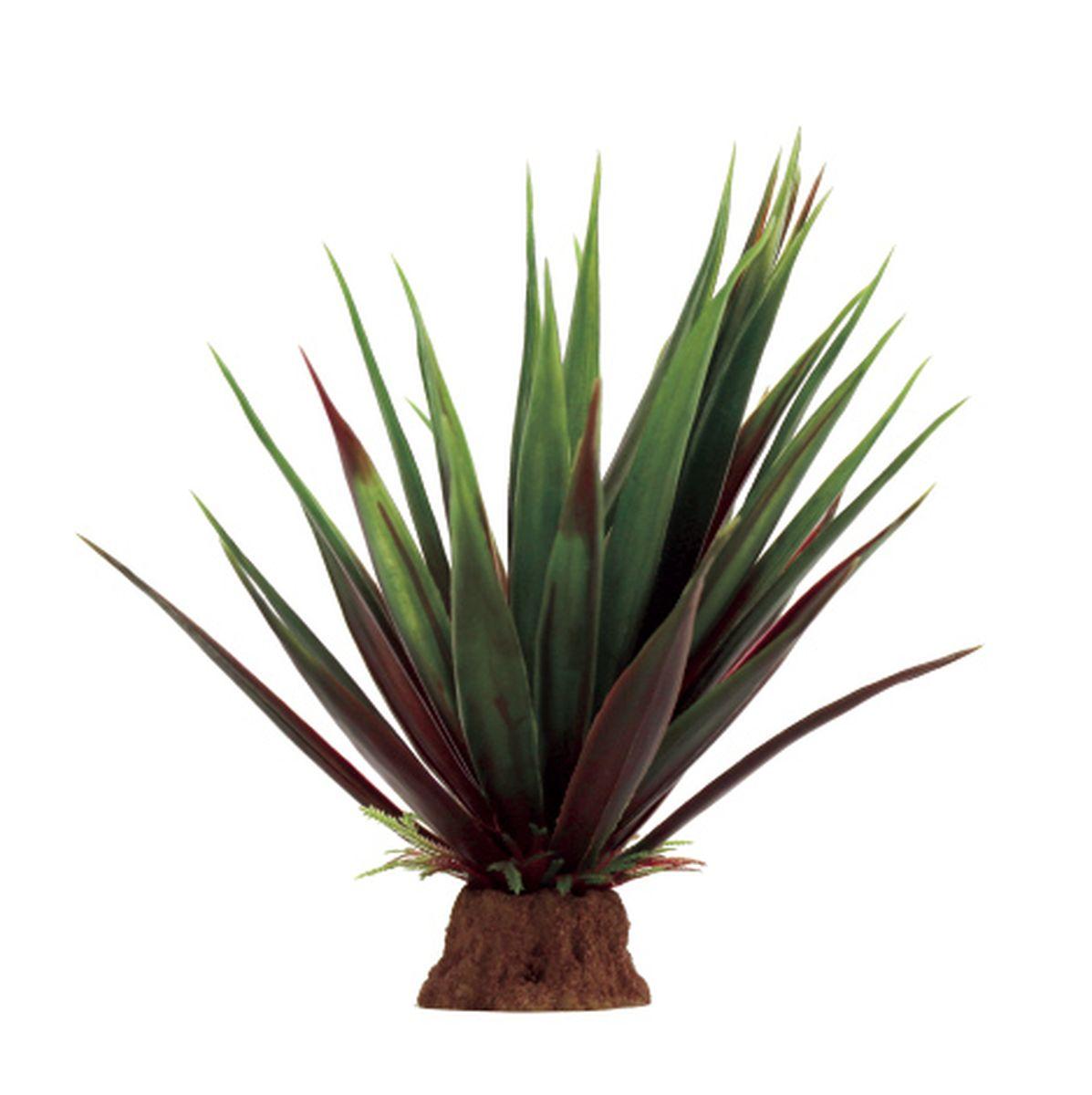 Растение для аквариума ArtUniq Агава красно-зеленая, 13 x 13 x 16 см0120710Растение для аквариума ArtUniq Агава красно-зеленая, 13 x 13 x 16 см