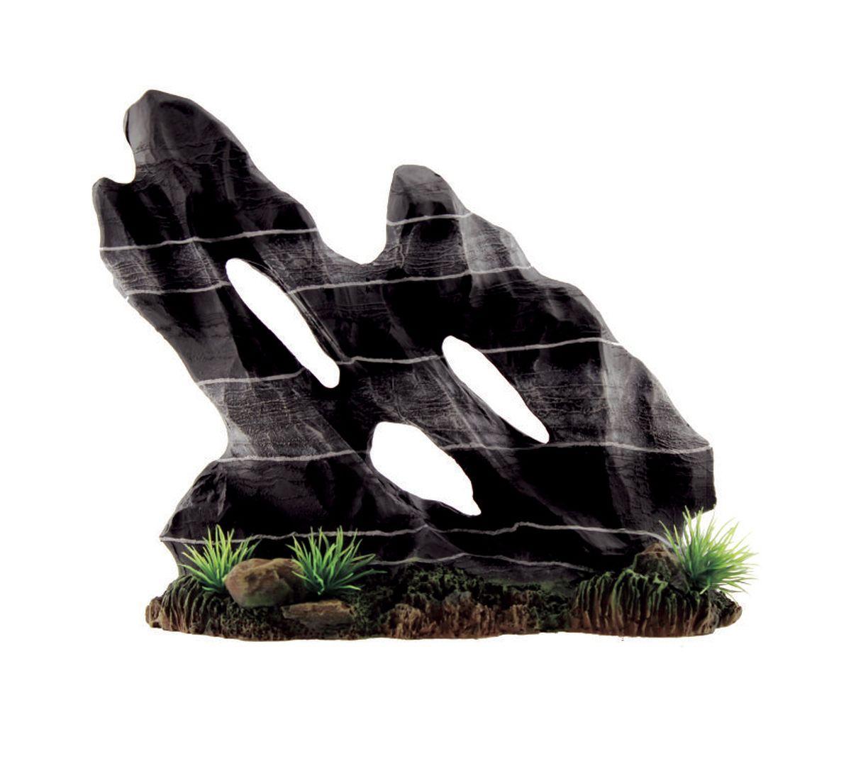 Декорация для аквариума ArtUniq Каменная скульптура, 23 x 8 x 19,5 см декорация для аквариума artuniq пористый камень 20 5 x 10 5 x 18 8 см