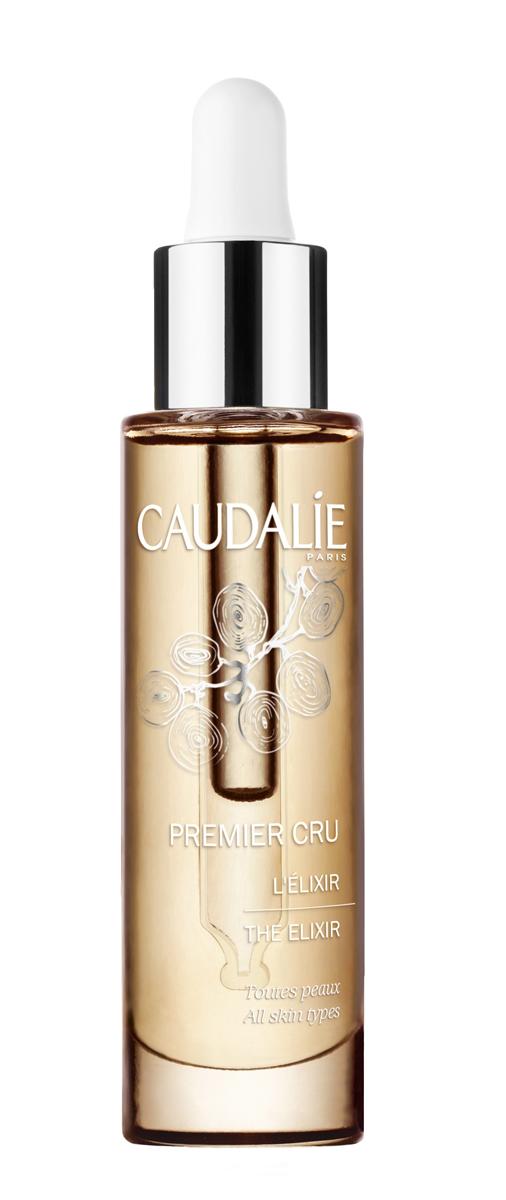 Caudalie Эликсир PREMIER CRU для лица 30млFS-00103Это сухое масло, сочетая в себе удовольствие от использования и эффективность, дарит коже глобальный антивозрастной уход. Кожа напитана, более гладкая и сияющая. Действуя и как масло, и как сыворотка, оно идеально подготавливает кожу для нанесения крема, усиливая таким образом восстанавливающий эффект.