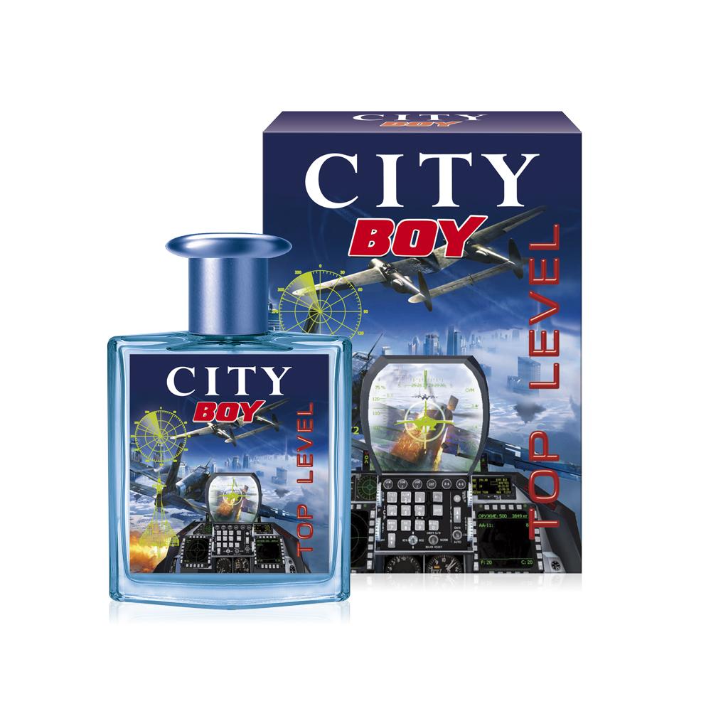 City Parfum,City Boy Top Level, туалетная вода 50 мл2001011731Аромат CITY BOY TOP LEVEL – вдохновляет стать героем, спасающим мир! Ноты кардамона, можжевельника и зеленого яблока наполняют уверенностью и стремлением к развитию. Решительное преодоление преград, переход на новый уровень, яркие открытия - это путь победителя с ароматом CITY BOY TOP LEVEL.