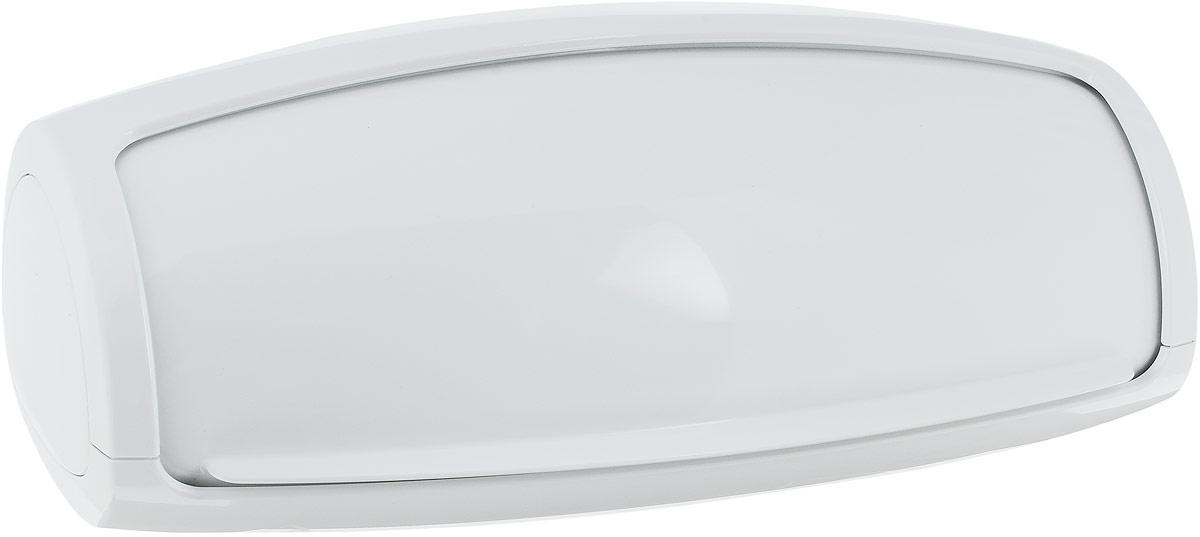 Хлебница Tescoma 4Food, 42 х 24 х 14 см896512Хлебница Tescoma 4Food, изготовленная из высококачественного пластика, прекрасно сохранит хлеб свежим, а также украсит вашу кухню. Хлебница не поглощает запахов и не окрашивается. Крышка плотно и легко закрывается. Стильная хлебница прекрасно впишется в интерьер кухни и надолго сохранит ваш хлеб вкусным и свежим.