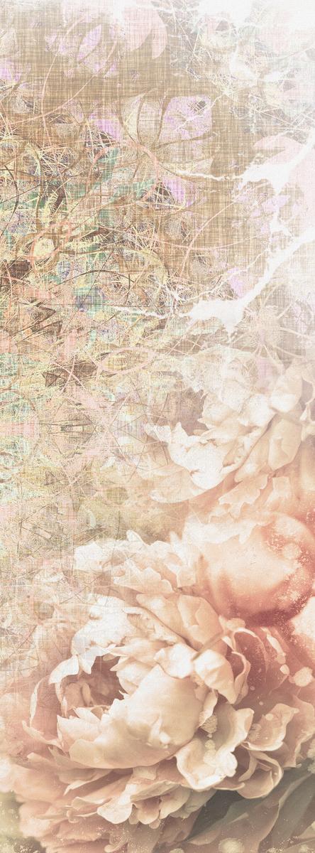 Фотообои Barton Wallpapers Цветы, 100 x 270 см. F12501ES-412Фотообои Barton Wallpapers позволят создать неповторимый облик помещения, в котором они размещены. Фотообои наносятся на стены тем же способом, что и обычные обои. Рельефная структура основы делает фотообои необычными, неповторимыми, глубокими и манящими.Фотообои снова вошли в нашу жизнь, став модным направлением декорирования интерьера. Выбрав правильную фактуру и сюжет изображения можно добиться невероятного эффекта живого присутствия.