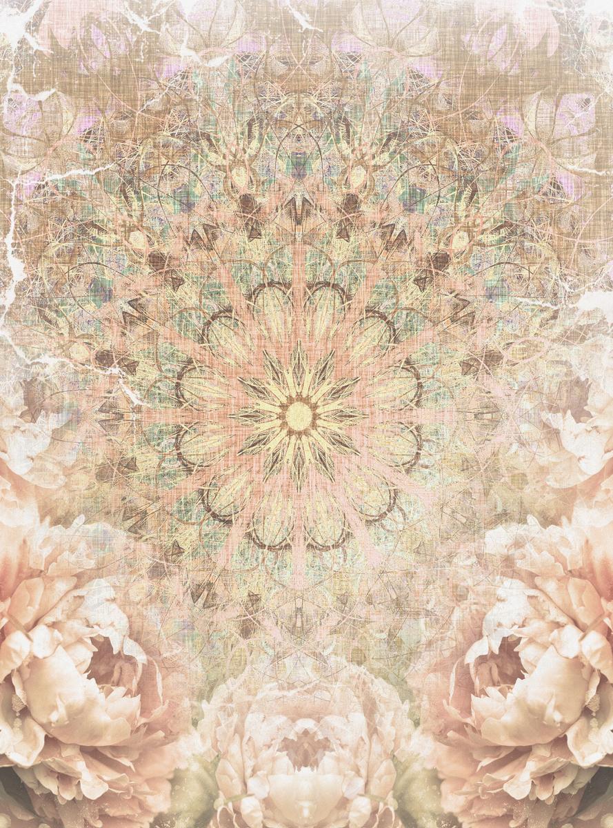 Фотообои Barton Wallpapers Цветы, 200 x 270 см. F12502F12502Флизелиновые фотообои Barton Wallpapers Цветы. Превосходное цифровое качество изображения, экологичные, износостойкие, не пахнут, стойки к выцветанию, просты в поклейке. Размер: ширина 200 см, длина 270 см.